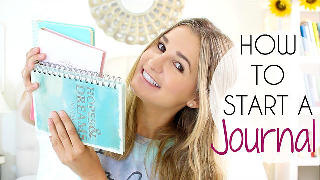 How to Start A Journal