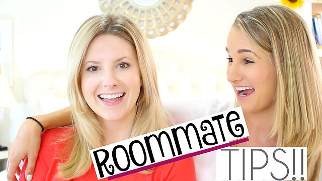Living with Roommates | TIPS